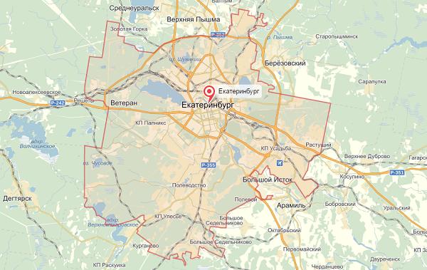 Доставка электрошокера курьером по Екатеринбургу